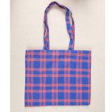 Einkaufstasche-Gebrauch-Baumwollsegeltuch-materielle fördernde Baumwollsegeltuchtote-Einkaufstasche 100%