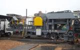 Mobile Steinzerkleinerungsmaschine für Hardrock 250tph (WL38E69)