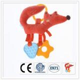Muti-Function Baby Plush Fox Teether Toy