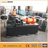 Apertura d'acciaio di angolo idraulico approvato di iso e macchina Closing