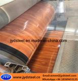 Деревянной напечатанная картиной катушка PPGI стальная