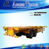 20ft 40ft Container Skeleton Semi Trailer, Container Trailer Chassis