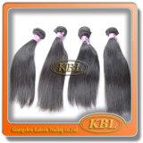 De zwarte Stukken van het Menselijke Haar van de Kleur Braziliaanse