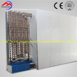 Alta configuración automática/bobina de la materia textil que hace la pieza del secador de la máquina