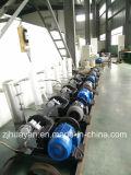 Compresseur d'air exempt d'huile de défilement pour l'équipement médical
