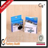 卸し売りカスタム高品質によって印刷されるディスプレイ・ケース、紙箱、荷箱(014)