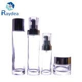 Bottiglia di vetro della crema del gel dell'occhio per essenza 60ml