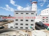 Gruppo di lavoro metallico prefabbricato/magazzino della struttura d'acciaio