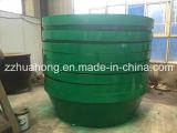 Nasses Wannen-Tausendstel-China-nasses Wannen-Tausendstel für Gold/Roller-Tausendstel-Cer ISO
