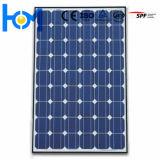 Vetro laminato libero economizzatore d'energia solare temperato fotovoltaico dello strato