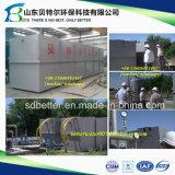 Menschliche Abwasser-WohnWasseraufbereitungsanlage, Kapazität 10-600m3/Day