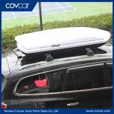Boîte en plastique de toit d'ABS de couleur de grand de bagage porteur fait sur commande de toit