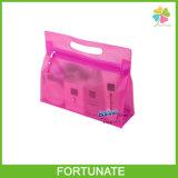 Plastic Kosmetische Toiletry van het Geval van de Make-up van de Reis van pvc Zak