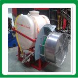 spruzzatore dell'asta montato trattore di capienza 650L per il frutteto/vigna