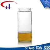 870ml de la mejor venta de cristal envase de alimento (CHJ8065)