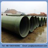 Rohre des großer Durchmesser-Fiberglas verstärkter PlastikGRP FRP