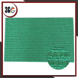 Estera con el forro del PVC, estera del estípite de los PP de la buena calidad de la costilla