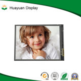 """3.5 """" 320X240 Helderheid 250 de Vertoning van het Scherm TFT LCD van de Aanraking van de Kleur"""