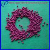 10%のカリウム過マンガン酸塩の作動したアルミナ