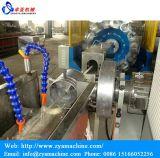PVC高圧繊維強化螺線形のホースか管の押出機の機械装置