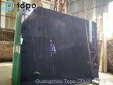 obscuridade de 4mm-10mm - vidro azul do edifício da construção do vidro de flutuador (C-dB)