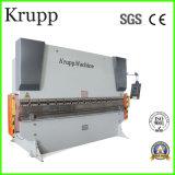 Machine à cintrer hydraulique bon marché des prix Wc67y-100tons de qualité