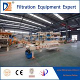 Types presse de pression de filtre hydraulique de machine de presse d'O