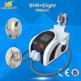 Elight portátil Shr/máquina do IPL + do RF para a potência forte