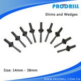 Традиционное Manual Type Hand Shims и Splitter/Splitting Wedges для Rock