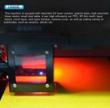 UV автомат для резки лазера для слоя крышки