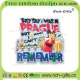 Regali promozionali personalizzati con i prodotti del ricordo dei magneti del frigorifero 3D per i turisti (RC-OT)