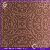 prijs van de Fabriek van Whth van 201 304 316 430 de Decoratieve Platen van het Roestvrij staal van de Kleur