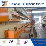 Prensa de filtro de membrana de China para el tratamiento de aguas residuales de la industria química