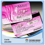 Карточка рабата членского билета PVC торгового центра