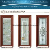 Portes en aluminium de tissu pour rideaux de bonne qualité