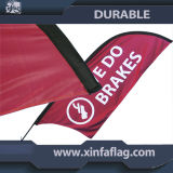디자인 바닷가 깃발 또는 휴대용 깃발을 해방하십시오