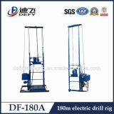180m Df-180A kleine bewegliche verwendete Wasser-Vertiefungs-Bohrmaschine für Verkaufspreise