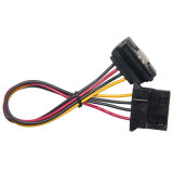 SATA Cable Connector aan 4pin winde met Clip
