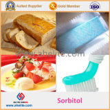 Cristallo della polvere del sorbitolo del dolcificante degli ingredienti di alimenti di dieta
