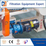高圧プログラムは排水処理のための薄膜フィルタの出版物を制御した