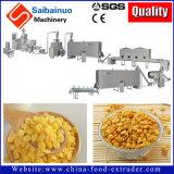 De Graangewassen die van het Ontbijt van Cornflakes Machines maken