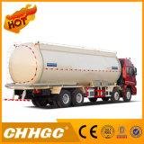 Foton 4の車軸8X4バルクセメントのタンク車の粉のタンク車
