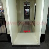 Spray manual Booth con Recovery System en Powder Coating Line