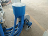 HDPE LDPE de Roterende Hoofd Enige Blazende Machine van de Plastic Film van de Schroef