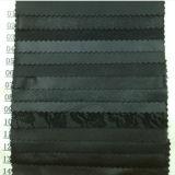Schwarzes elastisches und weiches PU-Kleid-Leder