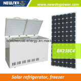 солнечный приведенный в действие холодильник компрессора DC 92L-198L