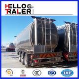 3 as 42000 van het Aluminium van de Legering van de Vloeibare van de Tanker van de Brandstof Liter Aanhangwagen van de Tank Semi