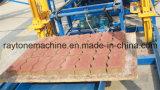 Bloco inteiramente automático de Qt4-15c que faz a máquina do Paver da máquina de fatura de tijolo da máquina
