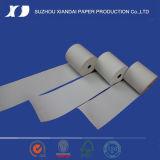 Colorear el rodillo del papel termal de la atmósfera del papel termal