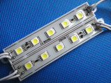 Белый свет Wateproof модуля 5LED DC12V 5050